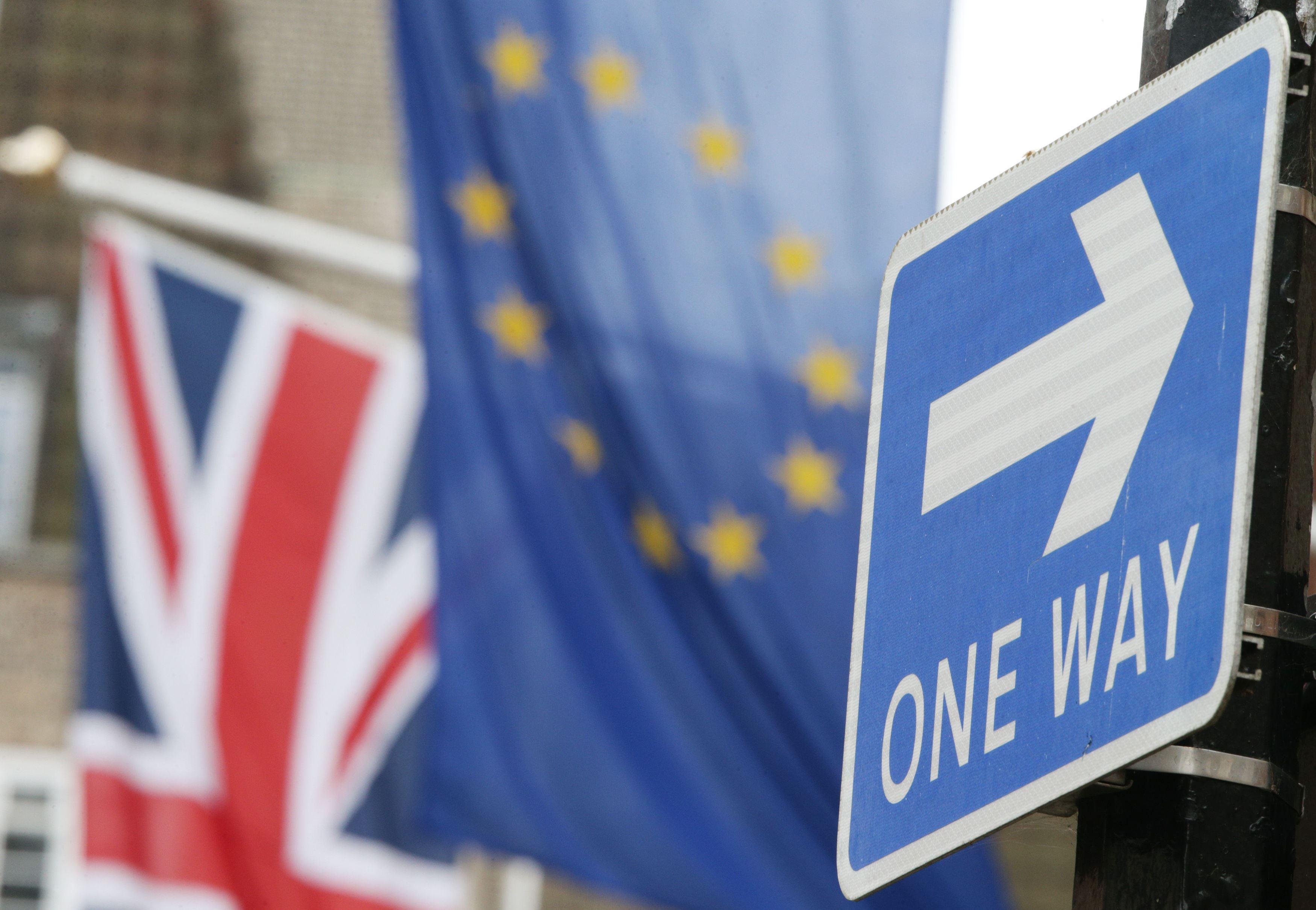 British government denies diplomatic status to European Union ambassador