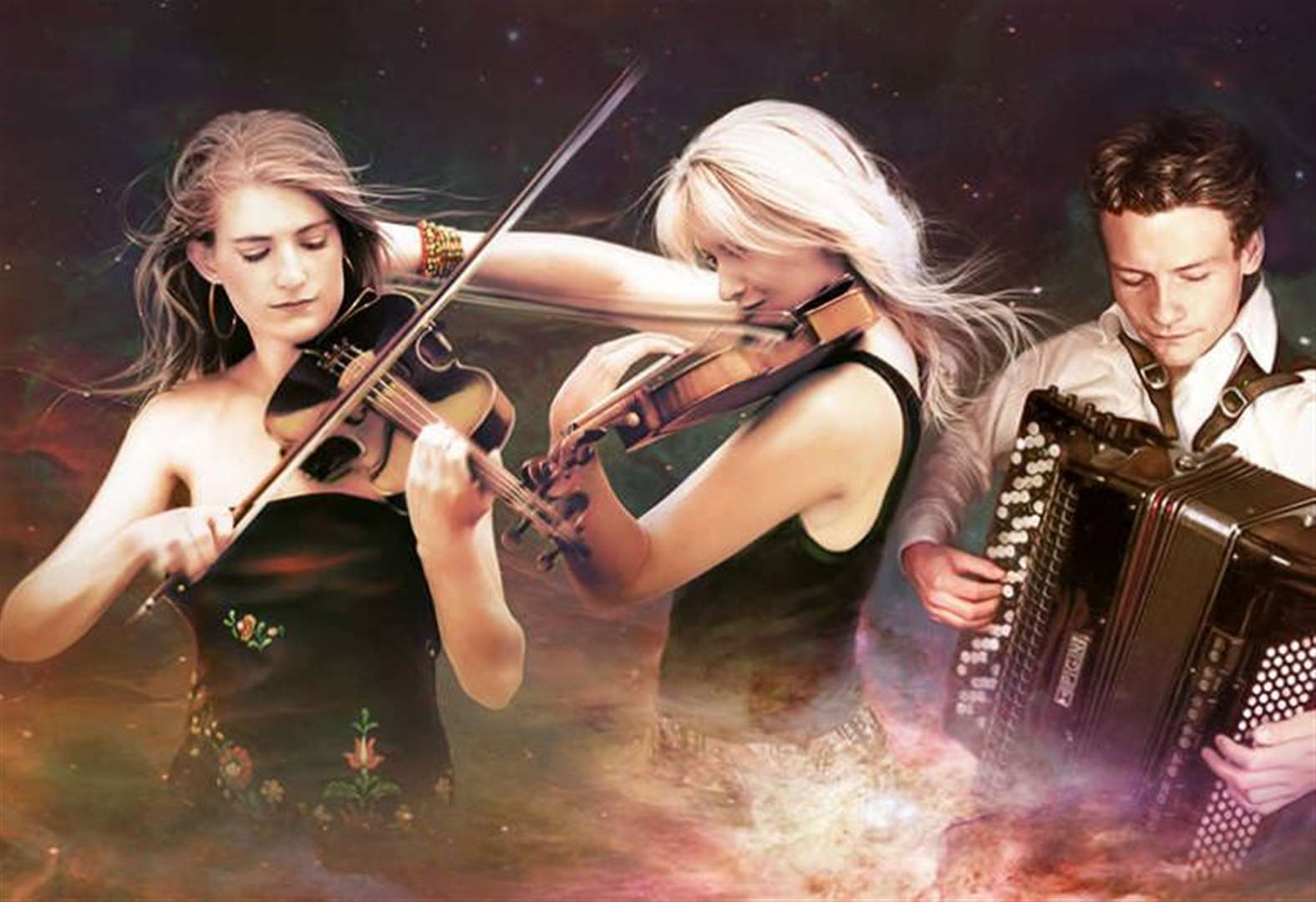 Kosmos Ensemble's blend of world and classical music comes to Nairn
