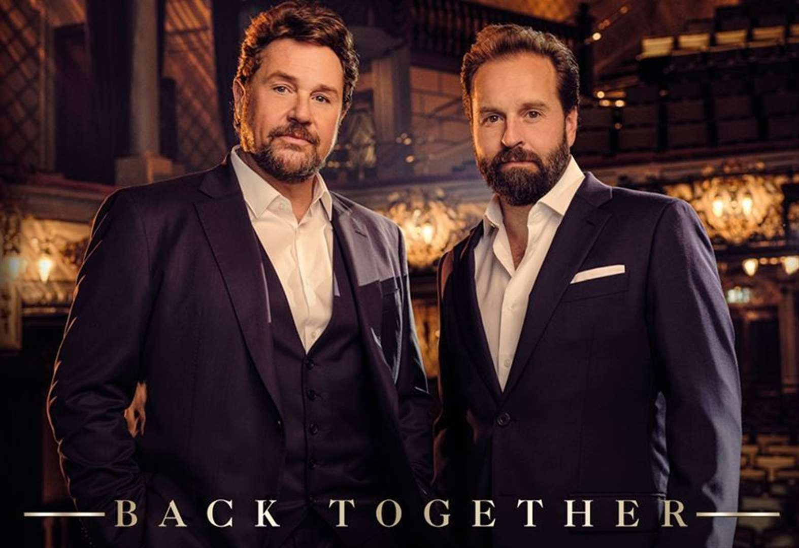 Michael Ball and Alfie Boe bring their Back Together Tour to the north-east