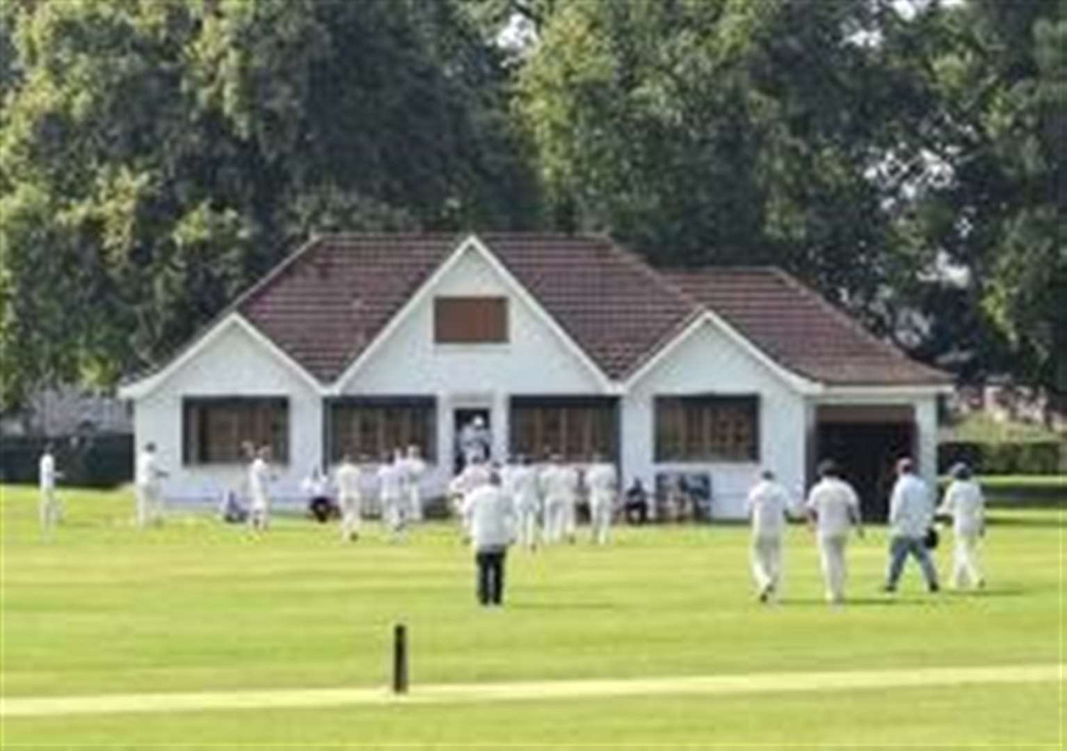 Cricket pavilion to be upgraded