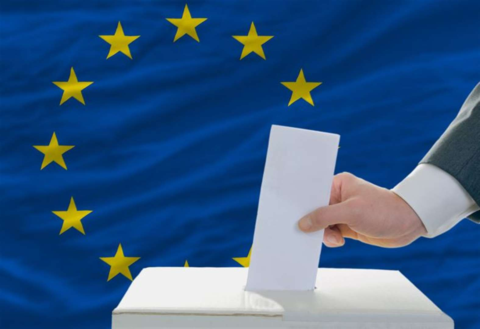 Voters set for European election day