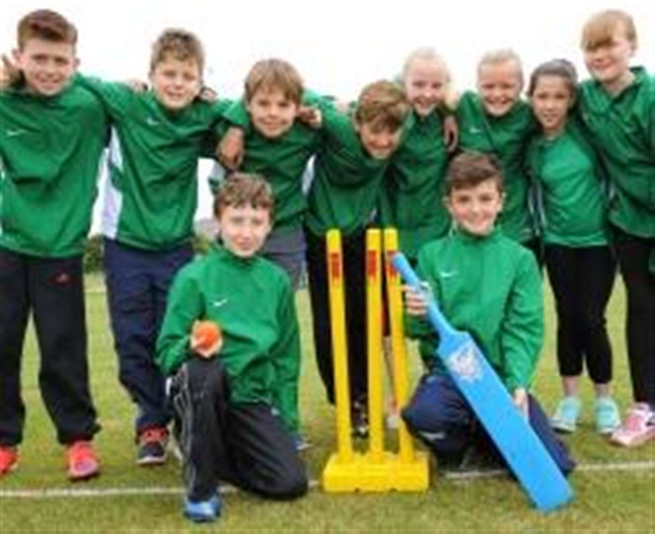 Applegrove just miss out on kwik cricket success