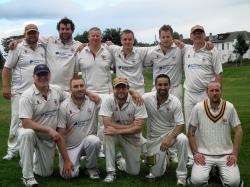 Forres St Lawrence Cricket Club claimed the 2014 T20 Cup