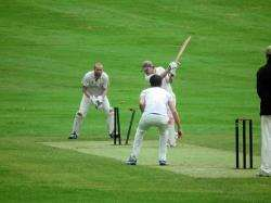 Forres St Lawrence Cricket Club will be back in action this weekend...if the rain stays away!