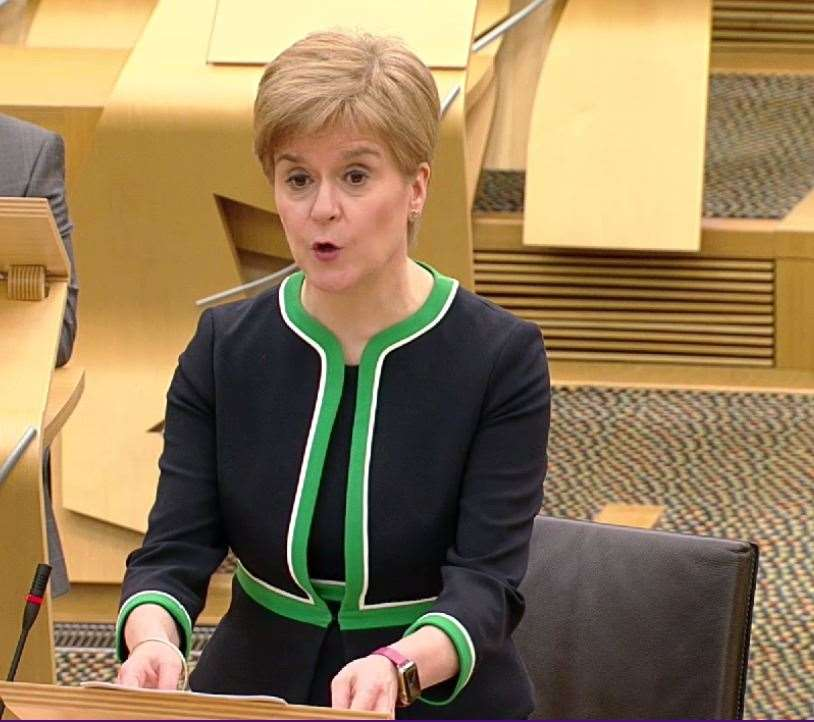 Scottish Government to briefly relax some Covid rules for Christmas